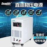 高壓直流穩壓電源300V5A線性直流電源SDL300-05D預置輸出鎖定保護