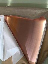 工地专用紫铜止水板,变压器铜带,中国电建T2止水铜带;