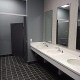 卫生间人造石洗手台/茶水间人造石台面/厨房人造石台面定制