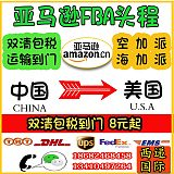 如何把货物从中国 快递到美国