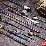 银貂里昂 304不锈钢葡萄牙款西餐刀叉勺 可加印logo 可定制或OEM贴牌代工