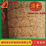 護坡植草毯 椰絲植被毯 抗衝植草毯廠家直供;