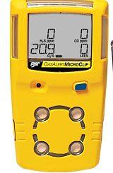 加拿大BWmc2-4便捷式四合一气体检测仪;