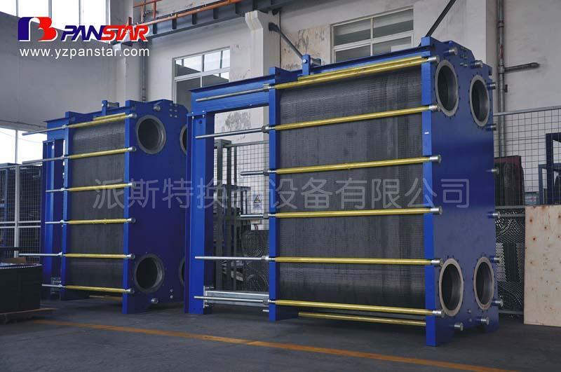 可拆式板式换热器 商业中心供暖供热 合资品牌