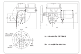 天津伯纳德 电动执行器 AS-25;