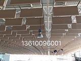 广州科麦隔音材料bwin手机版登入体育馆吸音墙板空间吸声体悬挂;