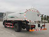 江苏东风御虎12吨公路智能操控洒水车厂家价格