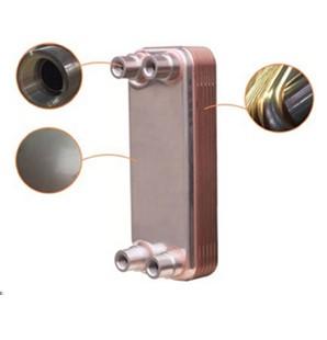 供应 钎焊板式换热器 换热器 热交换器