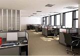成都市金牛区办公室装修设计