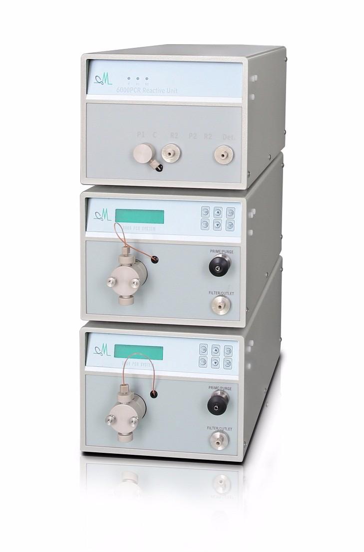 琛航代理COM6000氨基甲酸酯类农药用柱后衍生系统