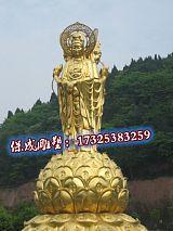 大型千手觀音淨瓶觀音南海觀音佛像銅像家居供奉佛類用品;