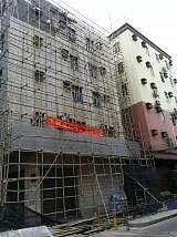 外墙瓷砖翻新工程 承接磁砖马赛克基面涂料翻新;