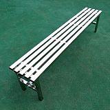 不锈钢长凳子休息户外长条凳浴室更衣凳阳台排椅长椅;