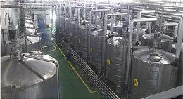 植物蛋白飲料生產線