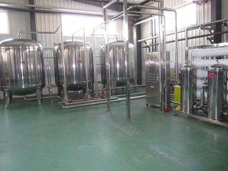 藍莓飲料果汁生產線