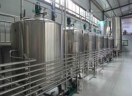 果酒生產線