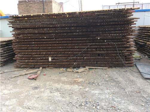 供西宁出租钢管价格租赁钢管选择青海豫顺钢管租赁站