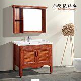 全铝家具定做浴室柜铝型材 铝合金洗脸盆柜组合 佛山厂家现货直销