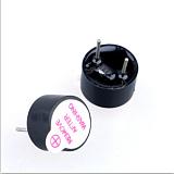 厂家供应一体耐高温有源蜂鸣器电磁有源蜂鸣器3V5V12V直流蜂鸣器