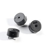 厂家直销14mm压电无源插针蜂鸣器 电磁炉空调专用蜂鸣器