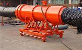 SCF-7矿井湿式除尘风机对应KCS-410D湿式除尘风机