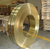 大量库存H68无铅黄铜带、半硬环保黄铜带;