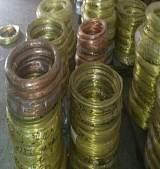半硬H62铆钉黄铜线、H60-2螺丝黄铜线;