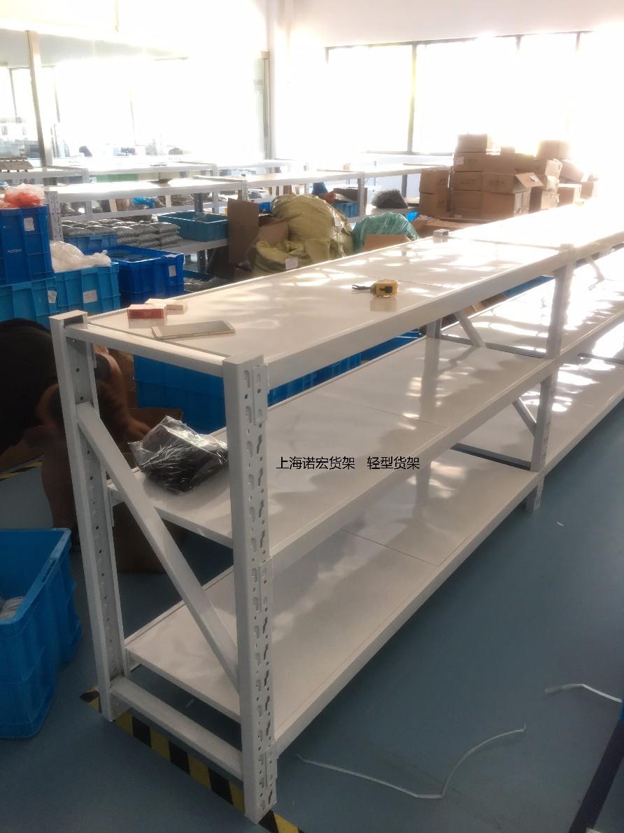 輕型倉庫貨架,成品倉庫用貨架產品谘詢-上海諾宏