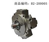 RIVAZZI必乐士Calzoni系列注塑机溶胶五星液压马达B3-850~125