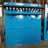 單機脈沖布袋除塵器粉塵收集設備