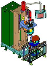 压装系统宝合自动化设备