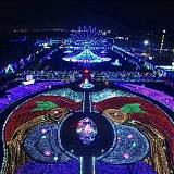 上海梦幻灯光节 灯光秀 灯光展 灯光节