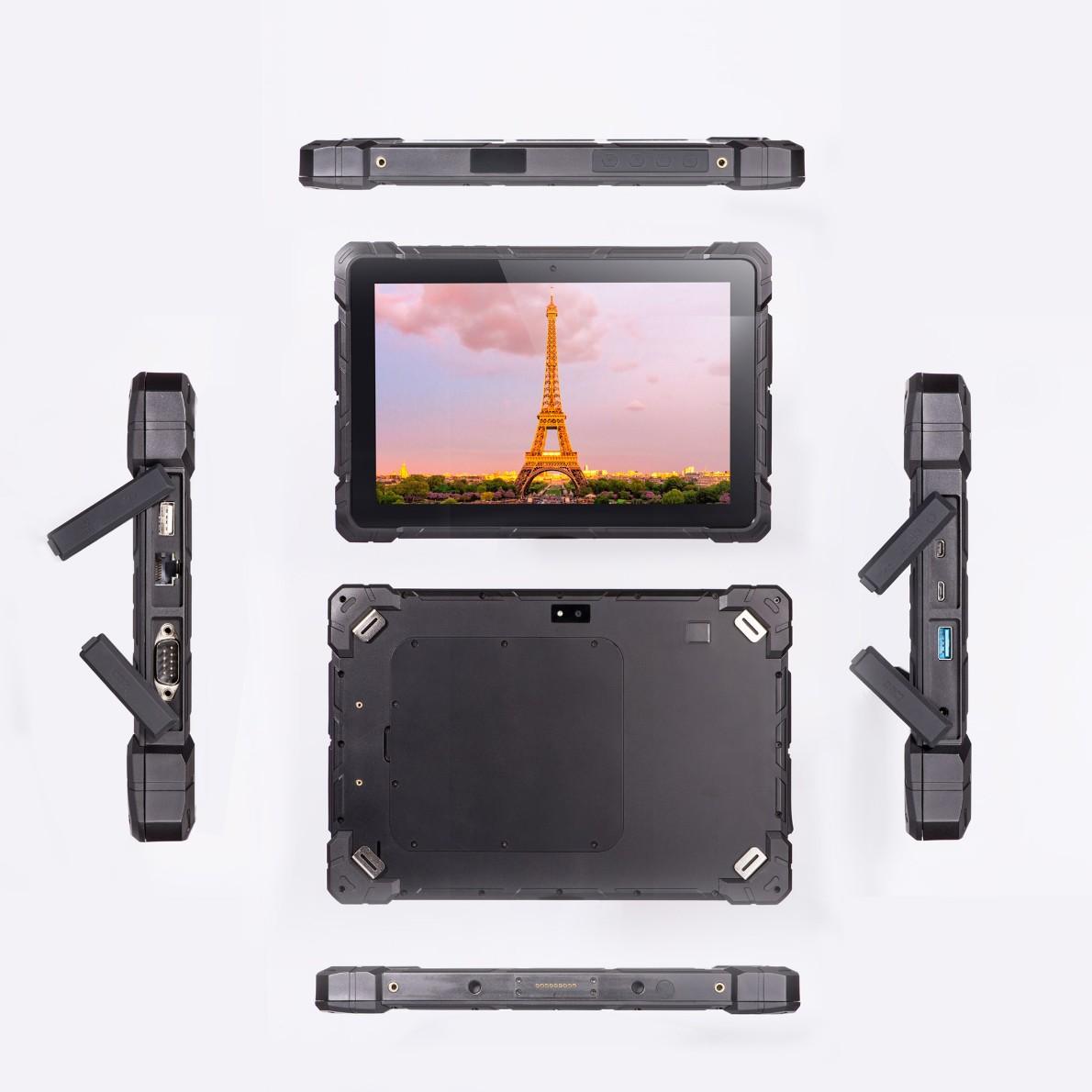廠家直銷芯舞三防加固平板電腦 支持win10/android係統