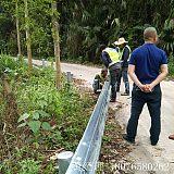 贵港公路护栏 波形护栏厂家 护栏板 支持定做;