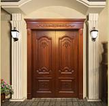 一家专业生产木门、橱柜、护墙板的企业