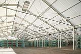 聚美篷房工廠直銷大型倉儲活動篷房