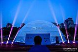 聚美篷房-投影球幕-球形帐篷-装配式篷房