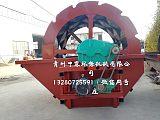 中霖优质高效质优价廉轮式洗砂机厂家供应;