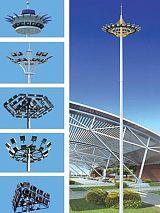 扬州高杆灯厂家直销25米自动升降式高杆灯价格;