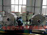 扬州市优耐德机械设备、氯化钠、氯酸钠专用卧式螺旋卸料过滤离心机;