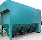 潍坊斜管沉淀设备对废水悬浮物多和浊度高效果好;