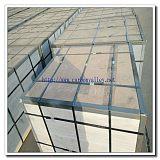 抗渗透宁夏炭砖 耐氧化半石墨炭化硅碳块 800*800炉口炉墙宁夏炭砖