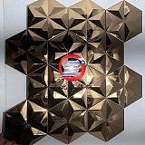 304豪华装修浮雕立体装饰门板 不锈钢彩色压花板 金属制品压花板厂家定制