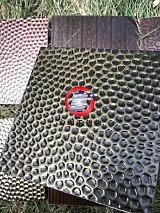 蜂窝纹不锈钢板 蜂窝纹凹凸装饰板 古铜珍珠纹压花不锈钢板价格