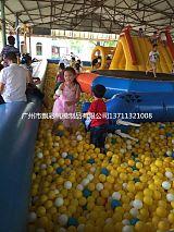 東莞大型充氣海洋池出租廣州親子互動玩具兒童波波池租賃