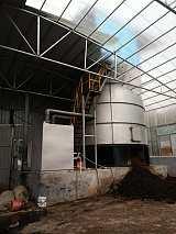 河北鸡粪发酵罐式设备