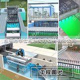 广东污水处理厂明渠式污水处理紫外线杀菌设备;