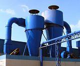 旋風除塵器廠家直銷質優價廉清潔能力強除塵效果好(圖)