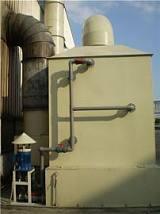 供应 山东海林废气处理设备厂家 直立方式洗涤塔