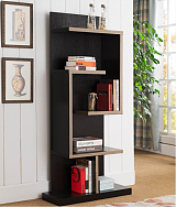 东莞家具厂 阿德屋TB151263单个书柜书架;